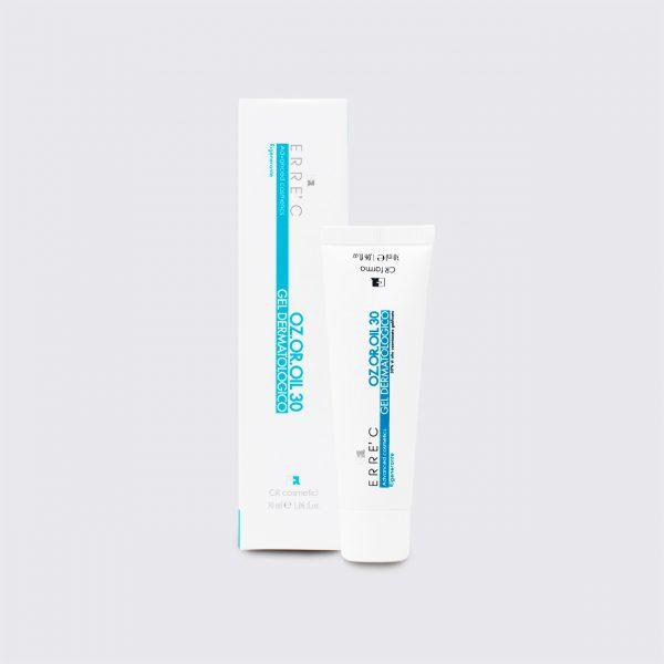 gel rigenerante dermatologico